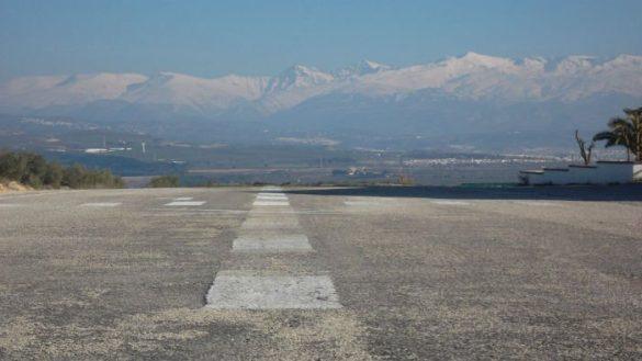 Autopista y Sierra Nevada Granada