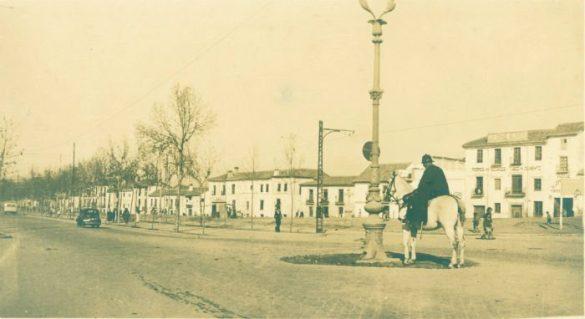 Avenida de la constitución, Marzo de 1974 - Cesar Giron