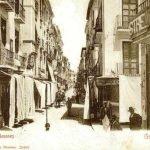 Calle Mesones. Granada.