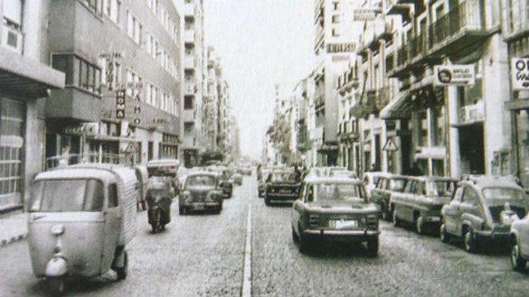 Calle Recogidas o Camino de Ronda