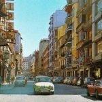 Calle Recogidas. Granada.