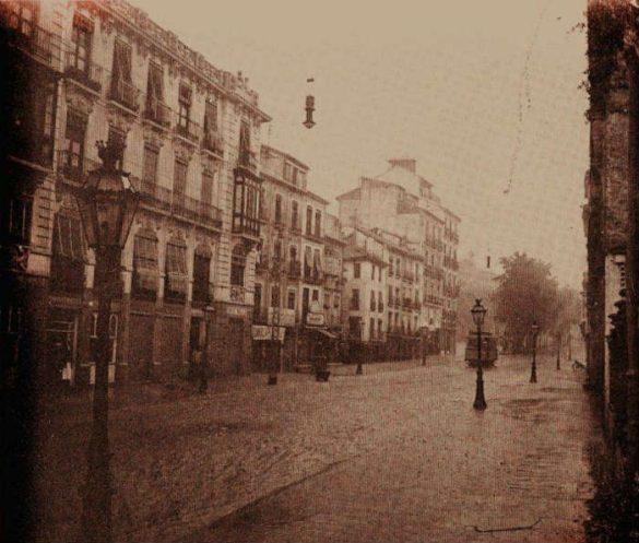 Calle Reyes Católicos hacia 1915 - Manuel Anguita