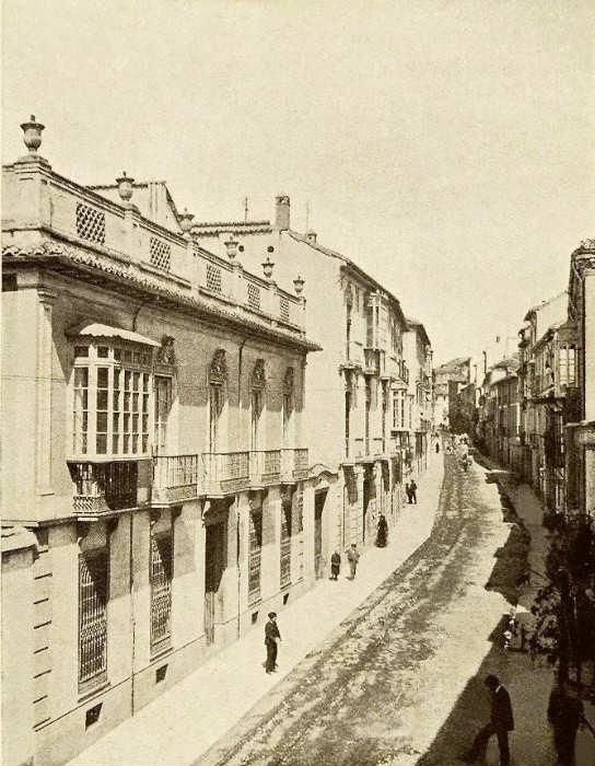 Calle San Antón. Granada