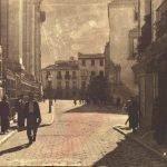 Calle del Pie de la Torre, Catedral. Granada