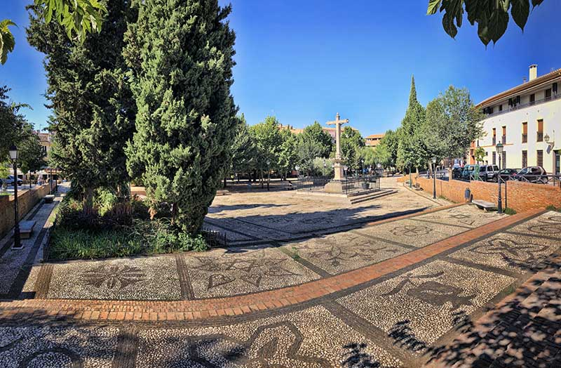 Campo del Principe Granada