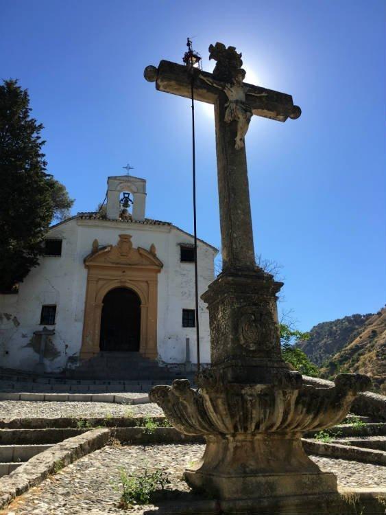 La Hermandad de las Cruces del Sacromonte Granada