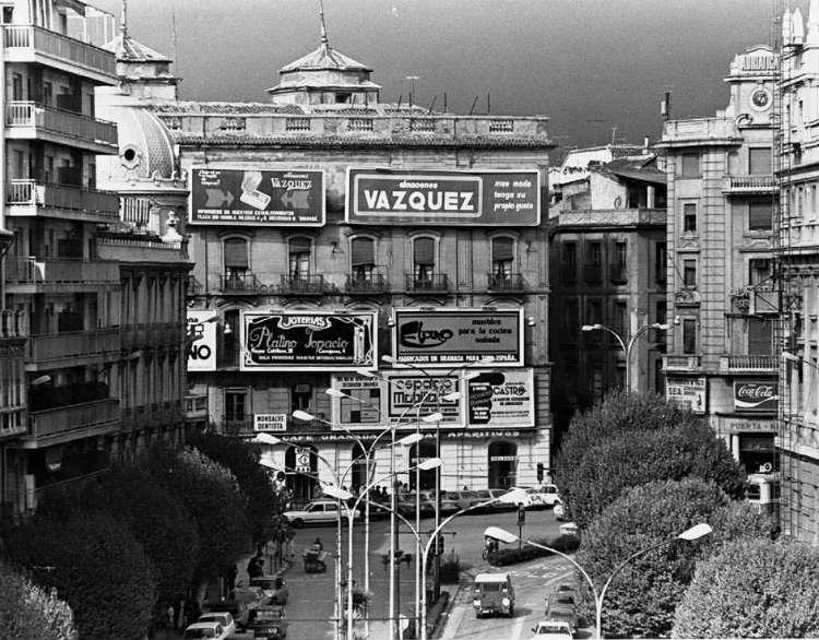 Puerta Real en 1978