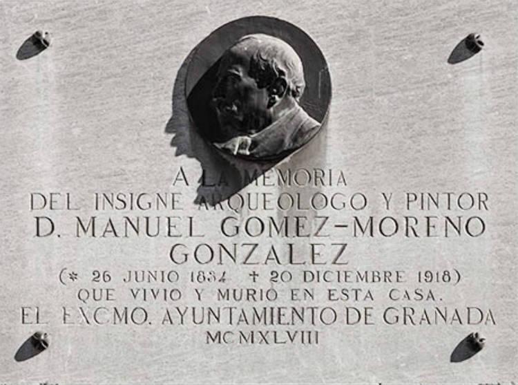 A la memoria de Manuel Gómez Moreno