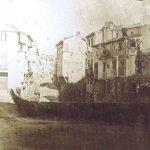 Calle Reyes Católicos hacia 1850 Granada
