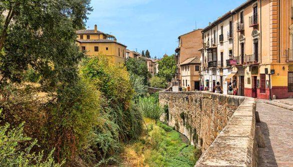 La Carrera del Darro, Granada