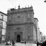 Iglesia del Perpétuo Socorro. San Juan de Dios. Fotografía de Antonio Palau 1962.