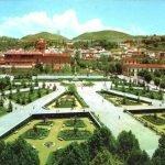 Jardines del Triunfo Granada