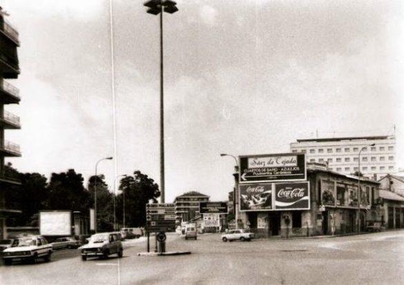 La Caleta. 1977. Fotografía de Paco Leonés.