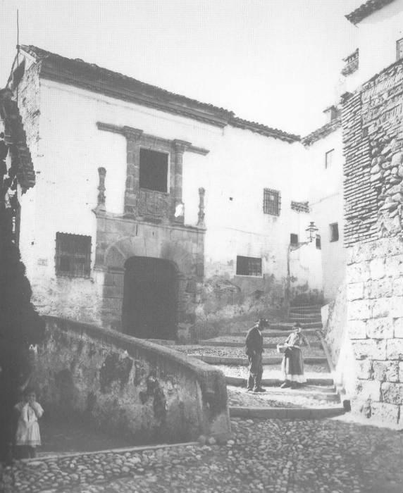 La Casa de Porras. Granada