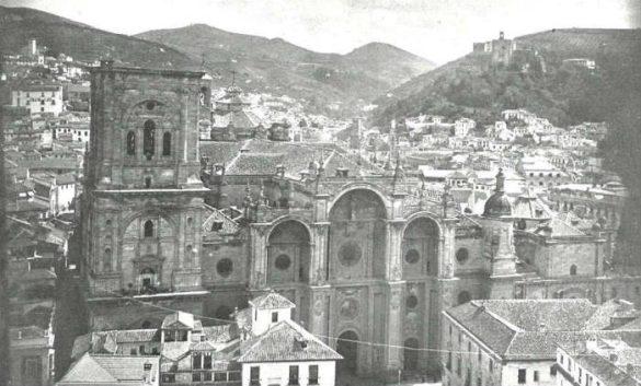La Catedral de Granada. 1929