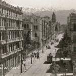 La Gran Vía de Granada a principios de los años 30