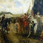 La Rendición de Granada (Francisco Pradilla)