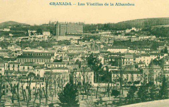 Las Vistillas en 1915