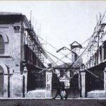Mercado de San Agustín en 1881. Granada