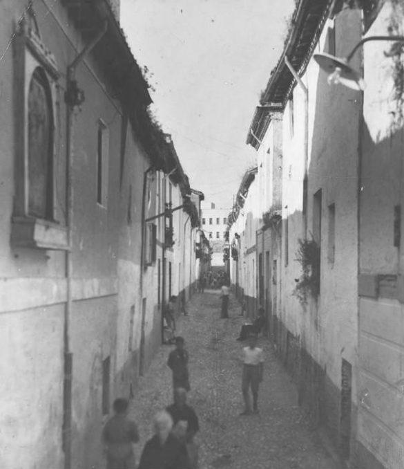 Minas de San Lázaro. Granada