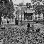 Monumento de Isabel y Colon en el Humilladero Granada 1