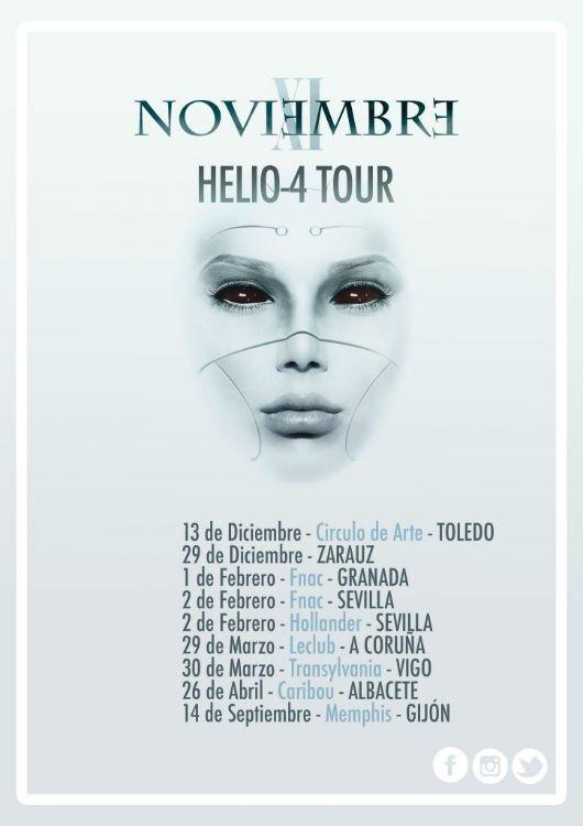 Noviembre XI - FNAC Granada (01/02/19)