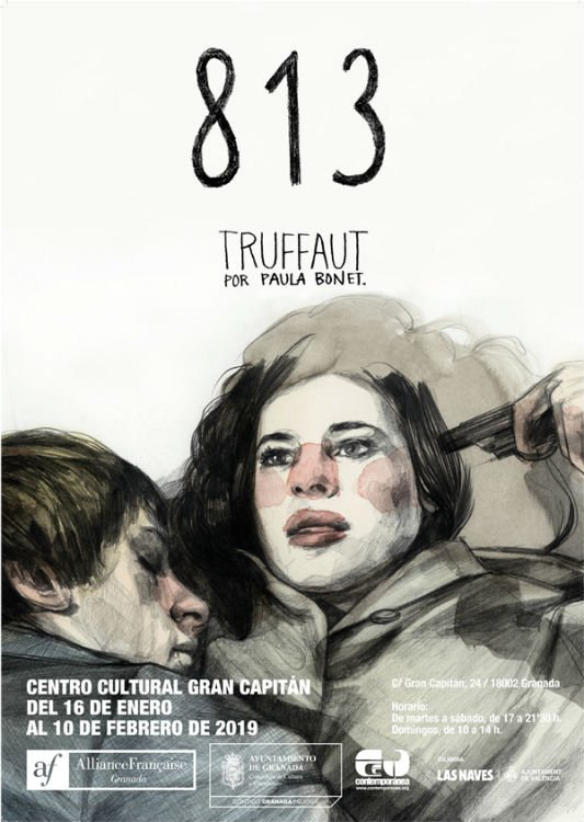 Paula Bonet 813 Truffaut - Centro Cultural Gran Capitán