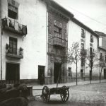 Palacio de los Córdova en 1905