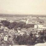 Paseo del Triunfo y Barrio de San Lazaro, 1885-1890