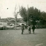 Paseo del Violón. 1903. Granada 1