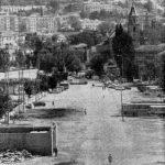 Paseo del Violón. Foto antiquísima. Granada