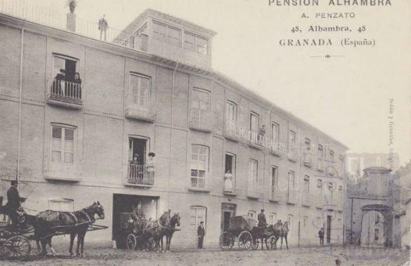 Pensión Alhambra Granada