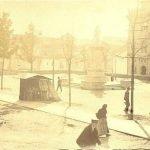 Plaza de Mariana Pineda en 1907