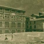 Plaza de Santo Domingo, Granada. 1940 1