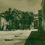Plaza de Santo Domingo, Granada. 1940 2