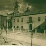 Plaza de Santo Domingo, Granada. 1943 1