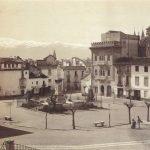 Plaza de la Mariana. 1885-1890.