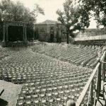 Plaza de los Aljibes,preparada para la representación de autos sacramentales,Manuel Torres Molina