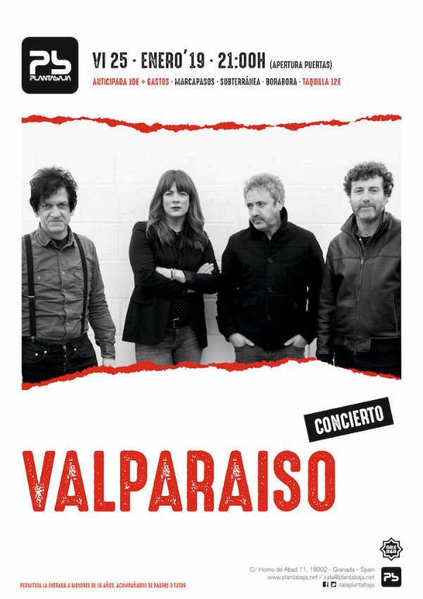 Valparaíso - Planta Baja (25/01/19)