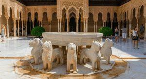 Alhambra y Generalife Unete a un Grupo