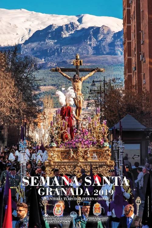 Cartel Semana Santa Granada 2019