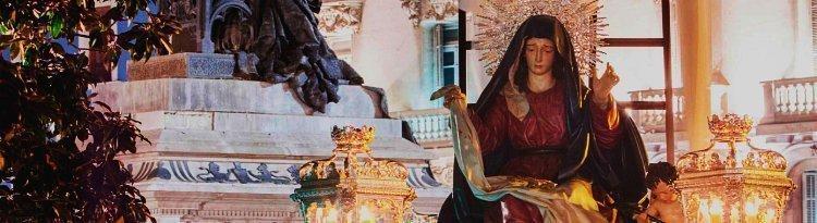 Cofradía del Señor de la Humildad, Soledad de Nuestra Señora y Dulce Nombre de Jesús