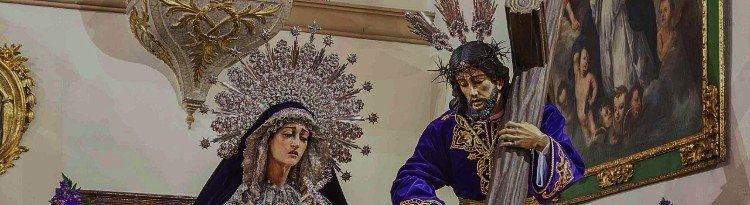 Hermandad de Penitencia de Nuestro Padre Jesús del Amor y la Entrega y María Santísima de la Concepción