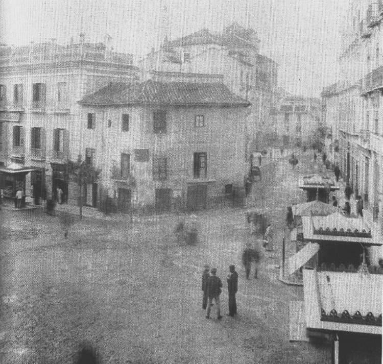 La posada de Puerta Real (Hotel Victoria)
