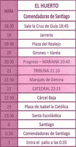 Lunes Santo Granada 2019 el Huerto de los Olivos