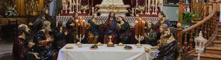 Muy Ilustre y Real Cofradía de Nazarenos de la Santa Cena Sacramental y María Santísima de la Victoria