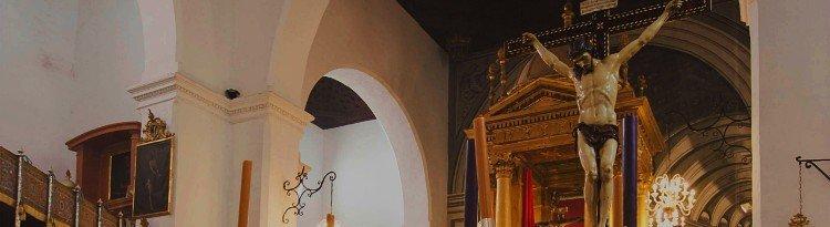 Pontificia y Real Hermandad del Señor San José y Ánimas y Cofradía del Santísimo Cristo de la Misericordia (Silencio)