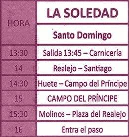 Viernes Santo Granada 2019 La Soledad