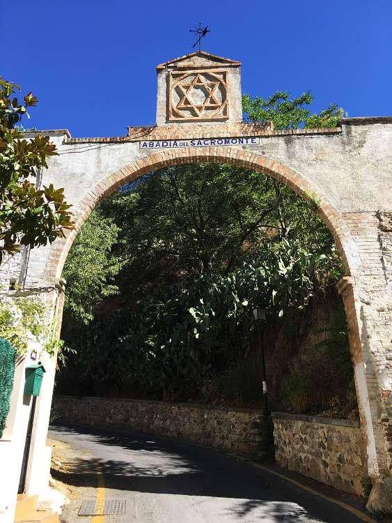 Abadía del Sacromonte