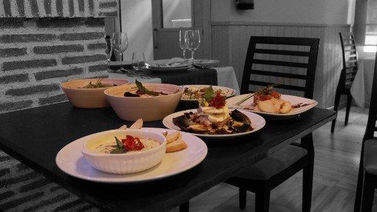 Restaurante Aparicios Granada